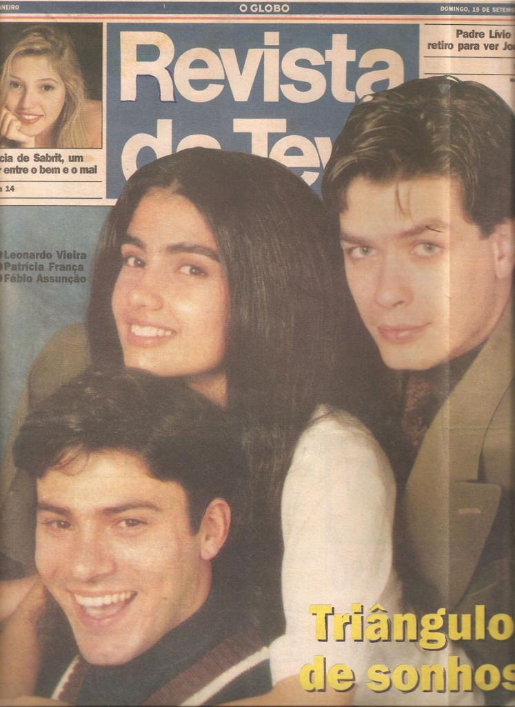 Obras_Novelas_Sonho Meu_Clipping_Imagem 1_O Globo_19.09.1993