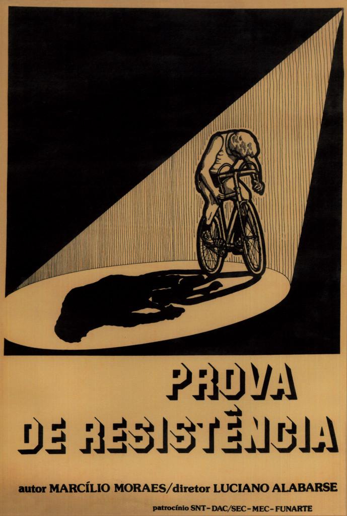 Cartaz Prova de Resistência